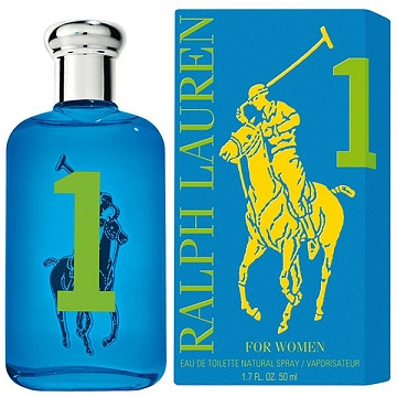 Polo Big Pony 1 for Women (Női parfüm) Teszter edt 100ml