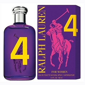 Polo Big Pony 4 for Women (Női parfüm) Teszter edt 100ml