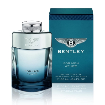 Bentley Azure (Férfi parfüm) edt 100ml