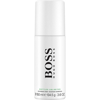 Boss Bottled Unlimited Deo Spray 150ml