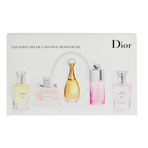 Christian Dior Mini Collection (Női parfüm) Mini Parfüm Szett