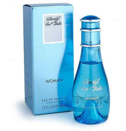 Cool Water (Női parfüm) edt 100ml