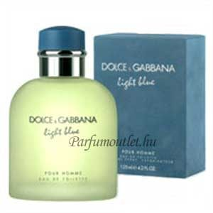 Light Blue (Férfi parfüm) edt 200ml
