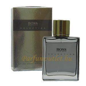 Boss Selection (Férfi parfüm) edt 90ml