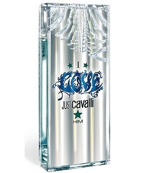 I Love Just Cavalli Him (Férfi parfüm) edt 60ml
