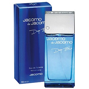 Jacomo Deep Blue (Férfi parfüm) edt 100ml