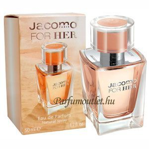 Jacomo for Her (Női parfüm) edp 100ml