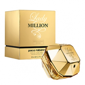 Lady Million Absolutely Gold (Női parfüm) Teszter edp 80ml