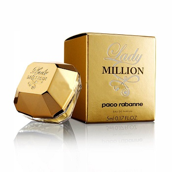Lady Million (Női parfüm) Mini edp 5ml