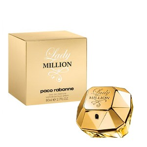 Paco Rabanne - Lady Million (Női parfüm) edp 80ml