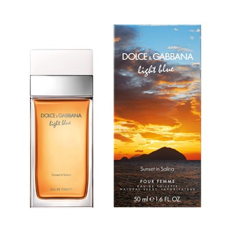 Light Blue Sunset in Salina (Női parfüm) edt 50ml