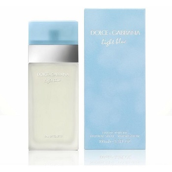 Light Blue (Női parfüm) edt 100ml