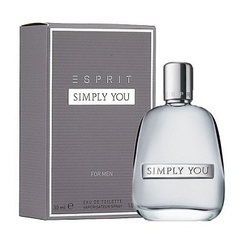 Simply You (Férfi parfüm) edt 30ml