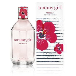 Tommy Girl Tropics (Női parfüm) edt 100ml